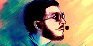 ritratto francesco fecondo technopop synthpop vidra la fine delle comunicazioni rupa rupa records pmodel susumu hirasawa