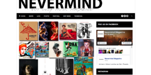 Nevermind Magazine, Raffaele Calvanese, Best Records 2016, Best Records, Vidra, Synthpop, Technopop, Electropop
